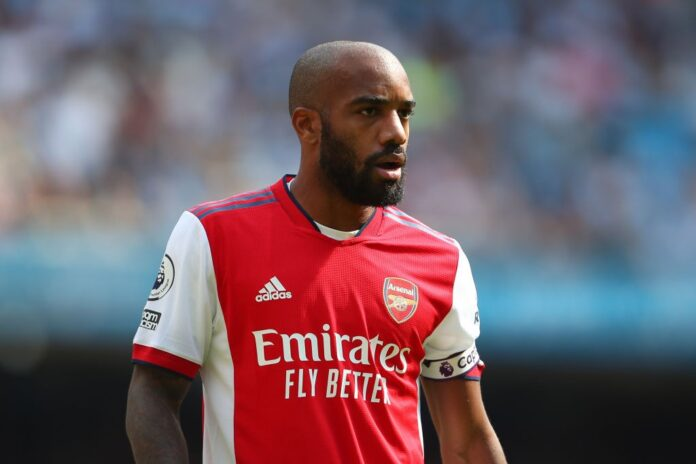 Atletico Madrid are keeping tabs on Alexandre Lacazette