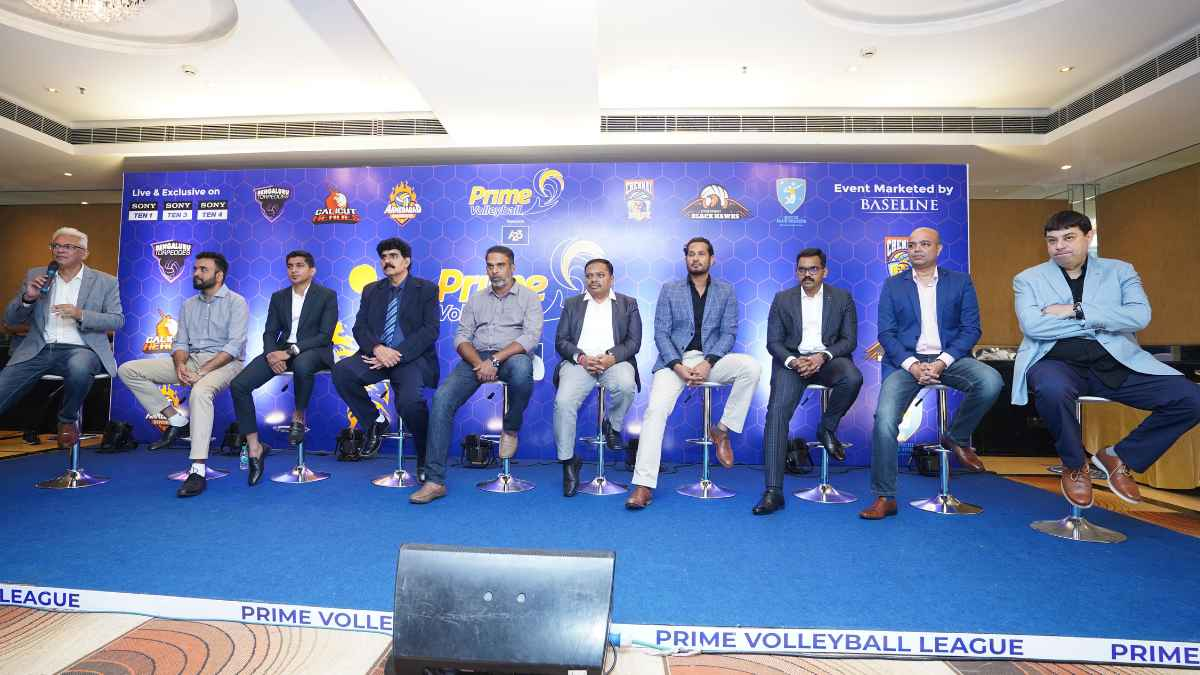 Prime Volleyball League, Six Sports