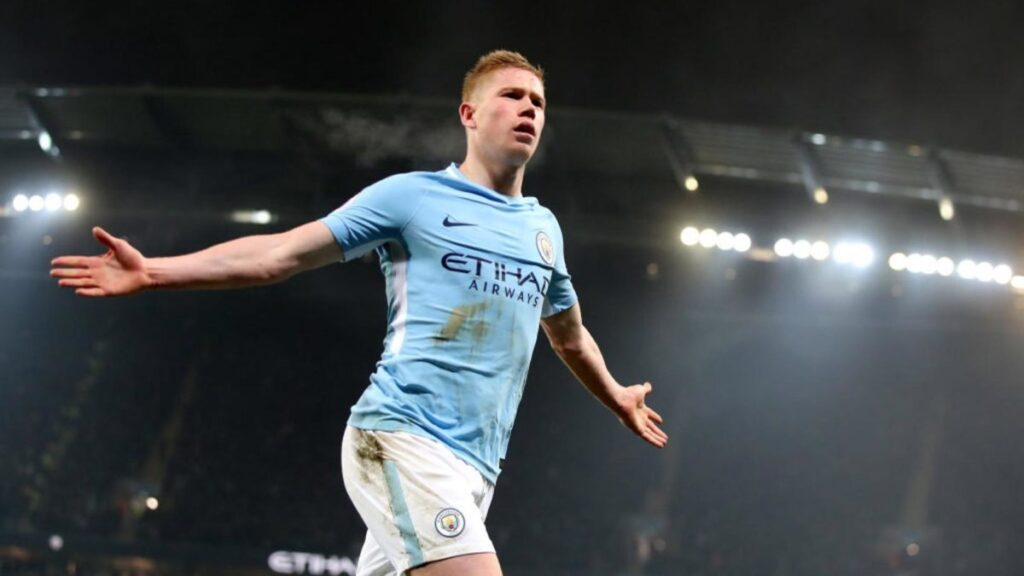 Kevin De Bruyne is set to return for Man City against Leicester, Six Sports