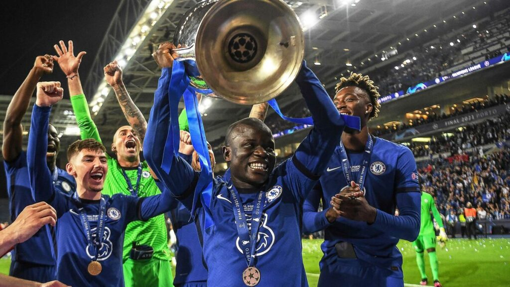 Chelsea is about to sign a new deal with N'Golo Kante, Six Sports