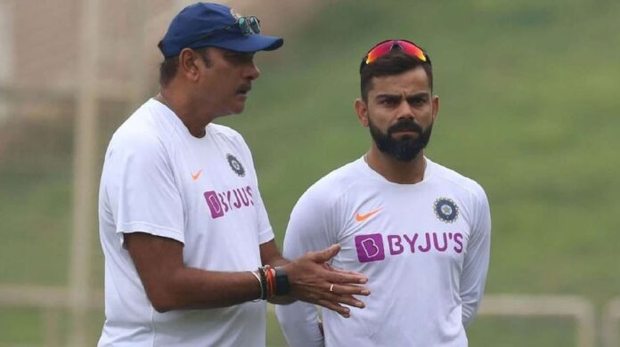 Should Shastri and Kohli be punished for breaching COVID rules? After the fifth and final Test of the India-England series.