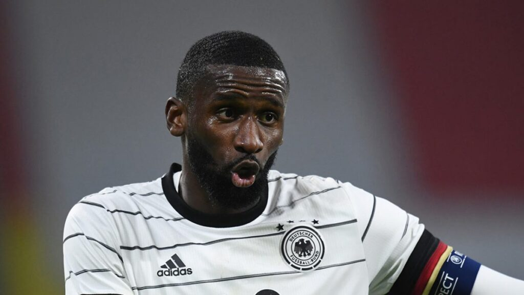 Rudiger is yet to finalize a deal for his new contract with Chelsea, Six Sports