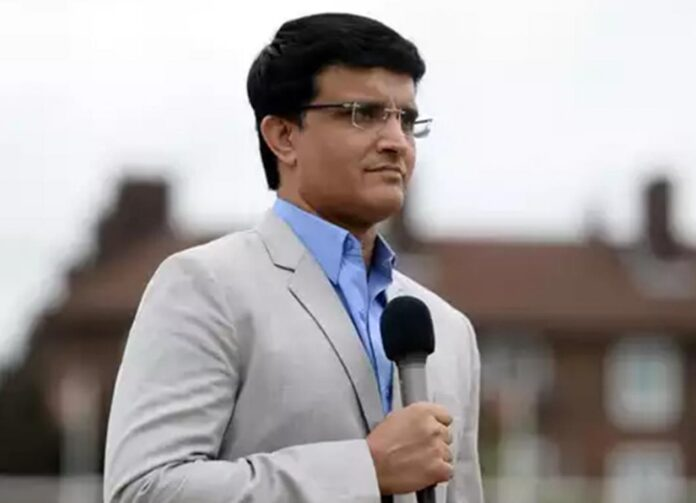BCCI President Sourav Ganguly gives a strong message about the cancellation of the Old Trafford Test.