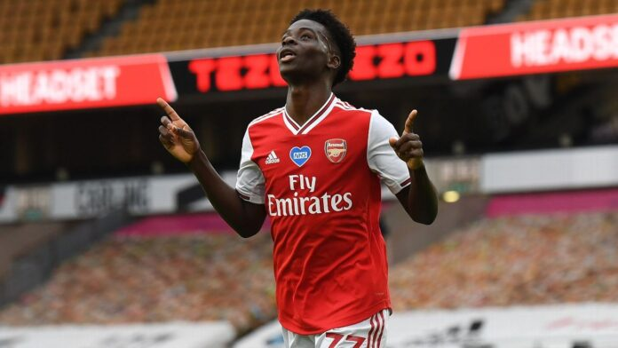 With Juventus and Atletico Madrid showing interest in Saka, Arsenal must act quickly else lose their brightest talent