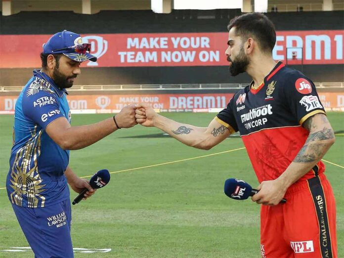 Royal Challengers Bangalore (RCB) will face Mumbai Indians (MI) today in the Dream 11 Indian Premier League (IPL).