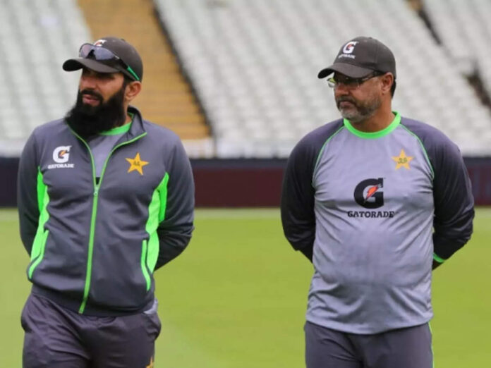 After the announcement of the T20 World Cup squad, the resignation of Pakistan coach Misbah and Waqar is in limbo.
