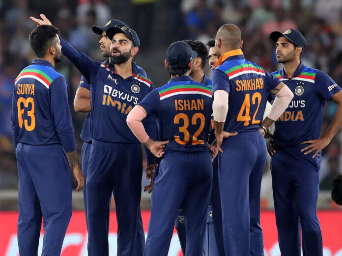 Finally, the Indian squad was announced for the T20 World Cup and Chahal and Dhawan dropped but Ashwin and Bhuvi returned.