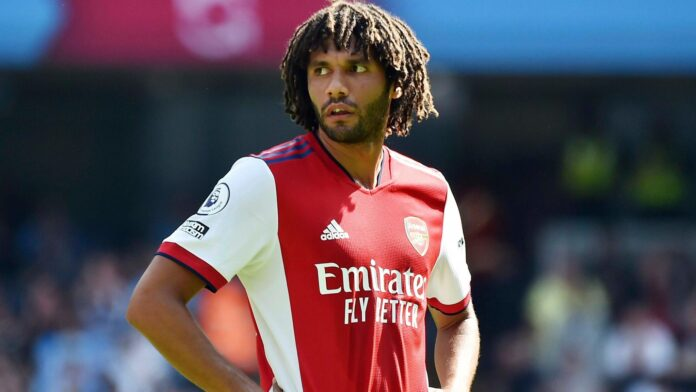 Arsenal rejected a Turkish move for Mohamed Elneny