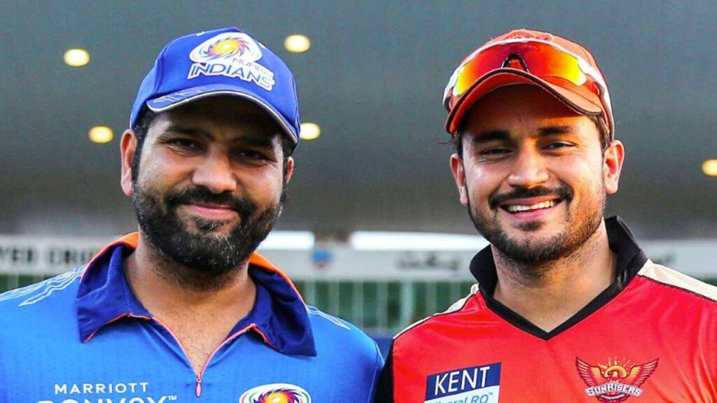 Fans Accused Mumbai Indians Of Fixing Against SRH, Six Sports