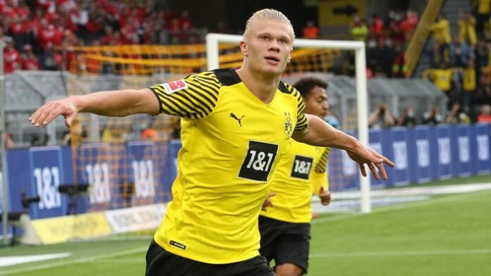 Erling Haaland could join Chelsea next summer.