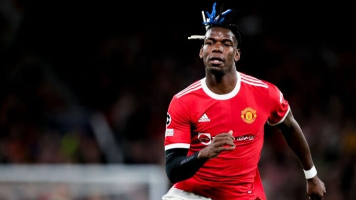 Paul Pogba is out of contract next summer.