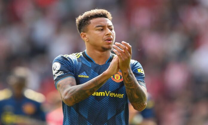 Jesse Lingard is reportedly wanted by Newcastle.