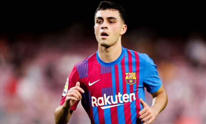 Barcelona wonderkid Pedri has agreed a new five-year deal at the club.