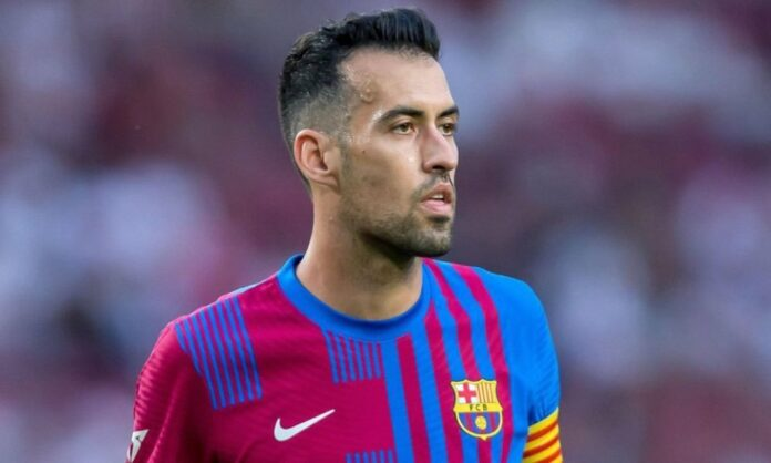 Manchester City interested in Sergio Busquets