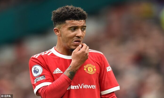 Luke Shaw has backed Jadon Sancho to go to 'the very top' despite the underwhelming start to his Manchester United career.